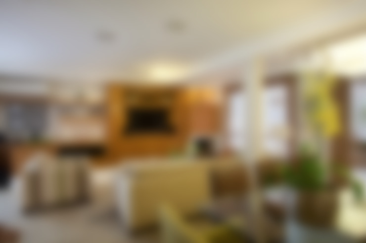 غرفة المعيشة تنفيذ Silvana Lara Nogueira