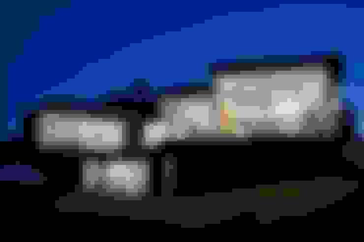Projekty,  Domy zaprojektowane przez Vektor arquitek