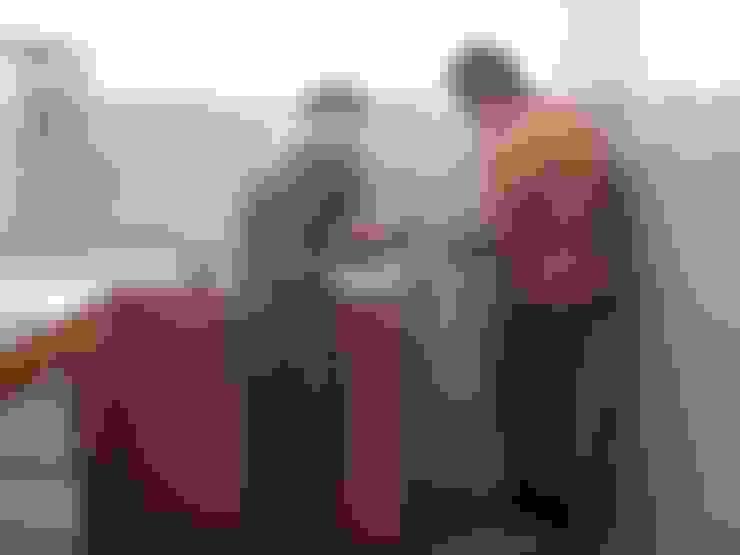 Cozinha  por Grupo Creativo DF, C.A.