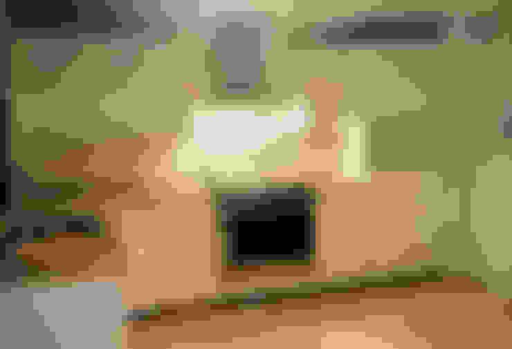 Cocinas de estilo  por Alfagrama estudio