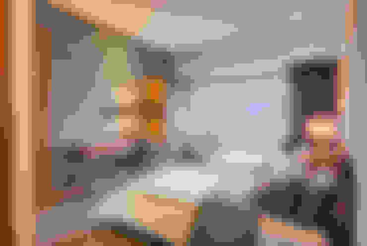 Slaapkamer door Lopez Duplan Arquitectos