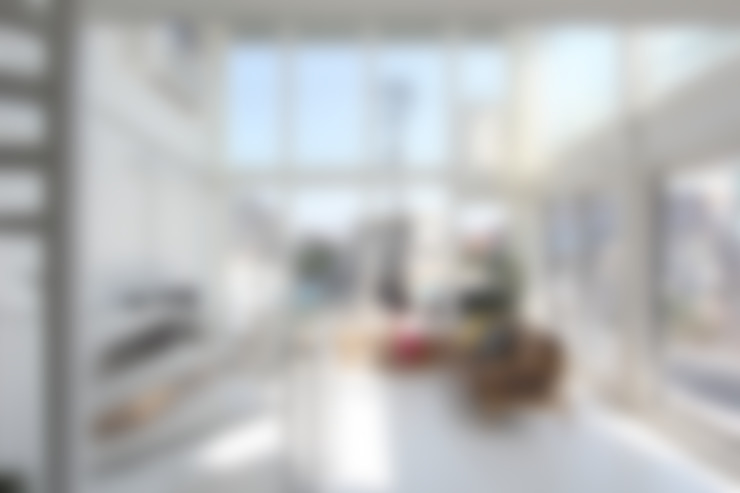 Living room by 環境建築計画