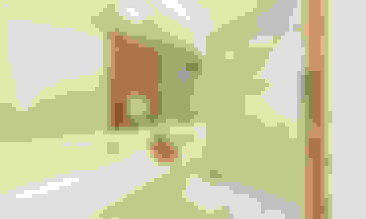 Ванные комнаты в . Автор – Isadora Cabral Arquitetura