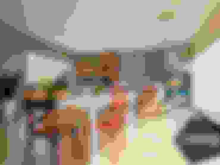 Projeto: Cozinhas  por Studio A3 Arquitetura