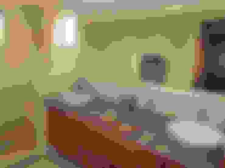 حمام تنفيذ Arquitectura Madrigal