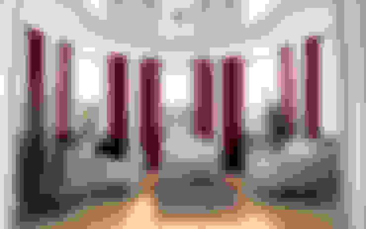 غرفة المعيشة تنفيذ Decoespacios