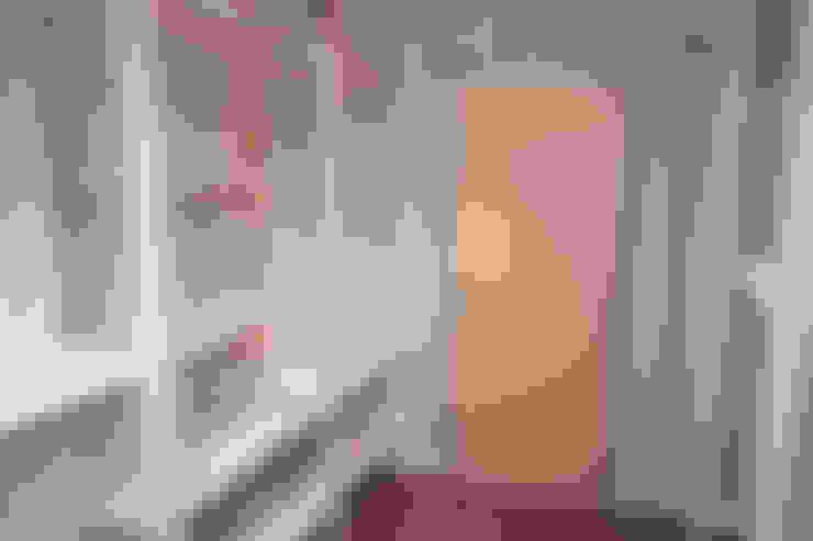 Dressing room by Contesini Studio & Bottega