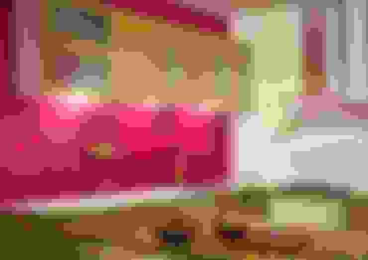Trabajos de Samuel Mendoza: Cocinas de estilo  por Laboratorio 3d