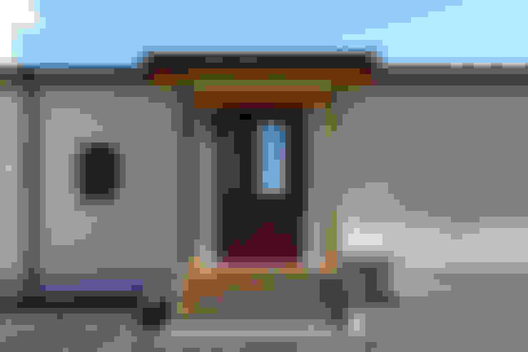 房子 by 青木建築設計事務所