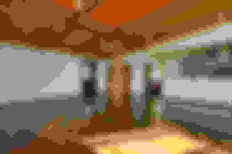 客廳 by 青木建築設計事務所