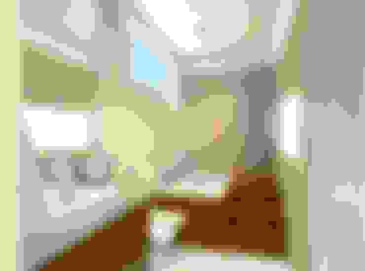 Bathroom by Guina Arquitetura