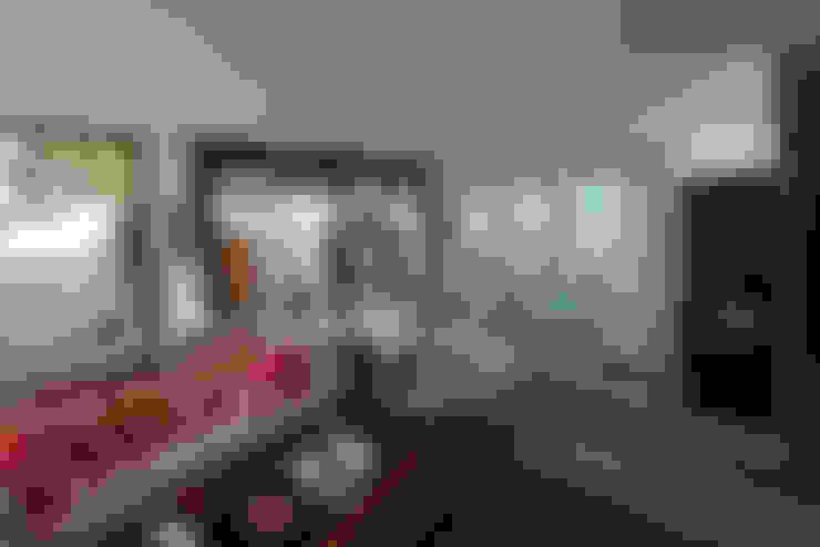 Salas / recibidores de estilo  por Novodeco