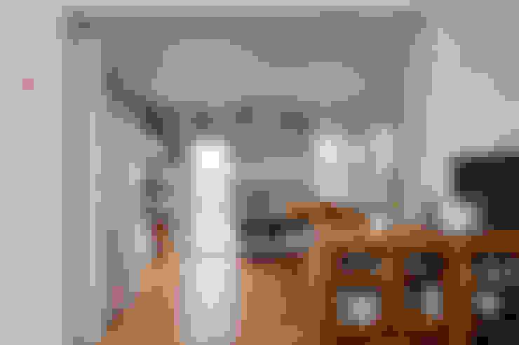 廚房 by 株式会社長野聖二建築設計處