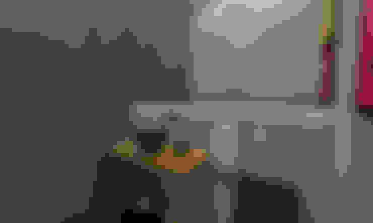 حمام تنفيذ Atelier Par Deux