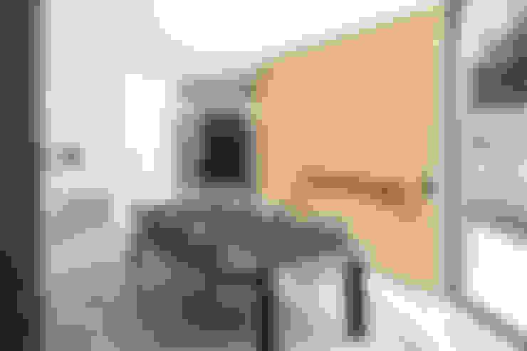 ZHAC / Zweering Helmus Architektur+Consulting의  다이닝 룸