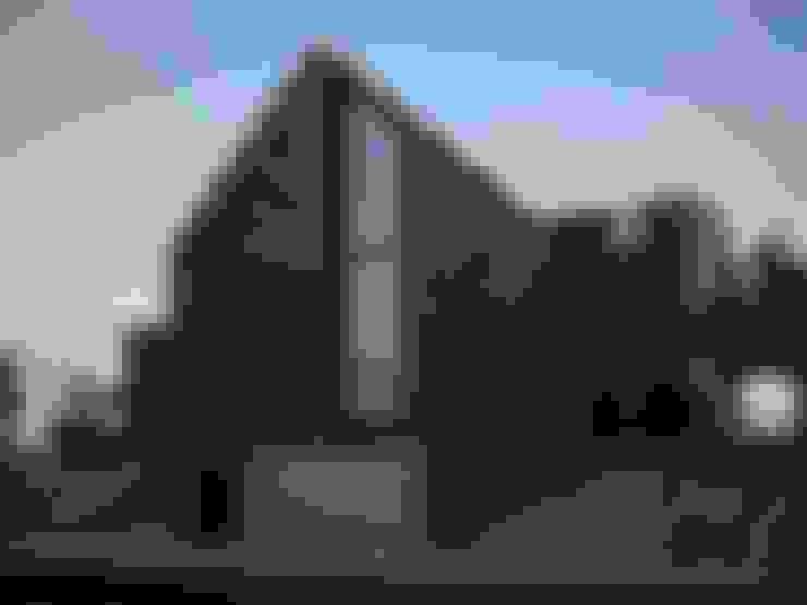 проект дома в стиле лофт: Дома в . Автор – Way-Project Architecture & Design