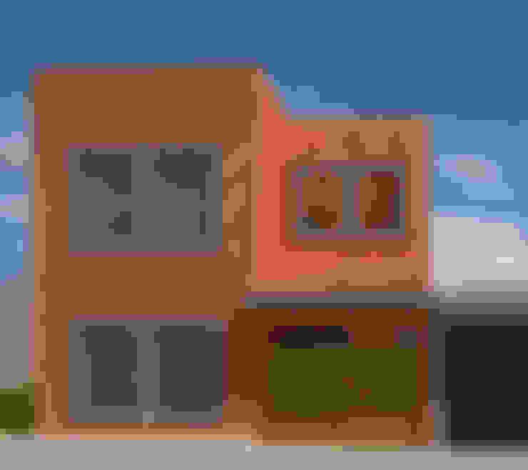 Casas de estilo  por Taller Esencia
