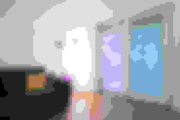 غرفة نوم تنفيذ ZETAE Studio