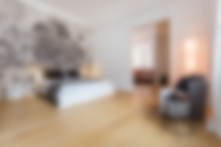 Dormitorios de estilo  por CONSCIOUS DESIGN - INTERIORS