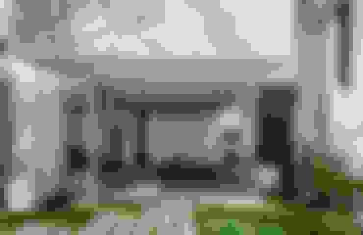 Terrazas  de estilo  por BAG arquitectura