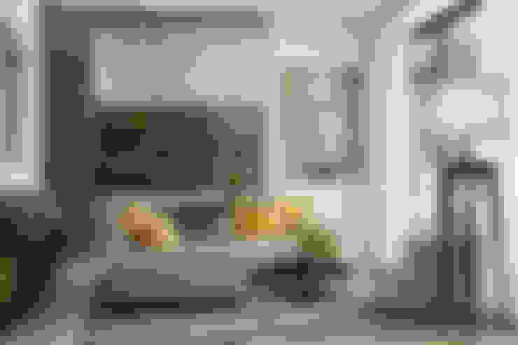 غرفة المعيشة تنفيذ PRIVALOV design