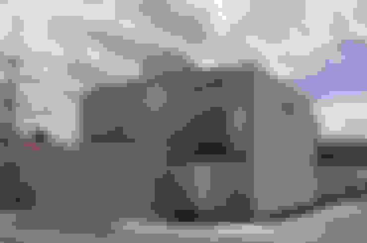 A/ZERO Arquitetura:  tarz Evler