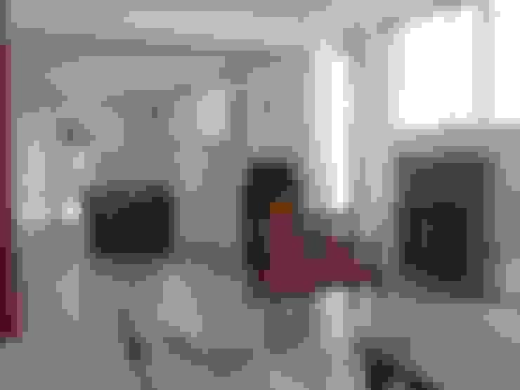 Salas de estar  por Arq Andrea Mei   - C O M E I -