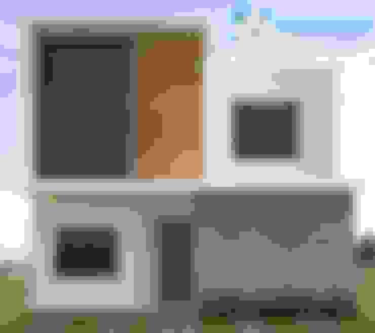 Houses by ISLAS & SERRANO ARQUITECTOS