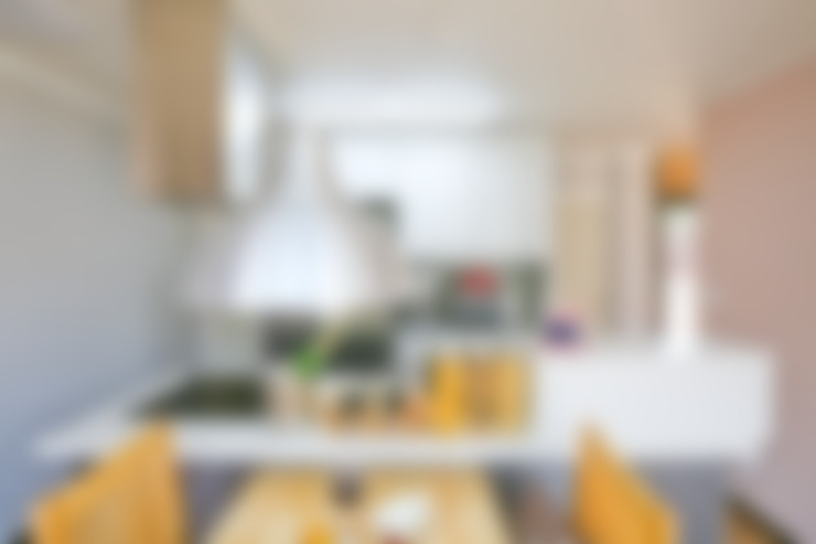 Cocinas de estilo  por 한글주택(주)