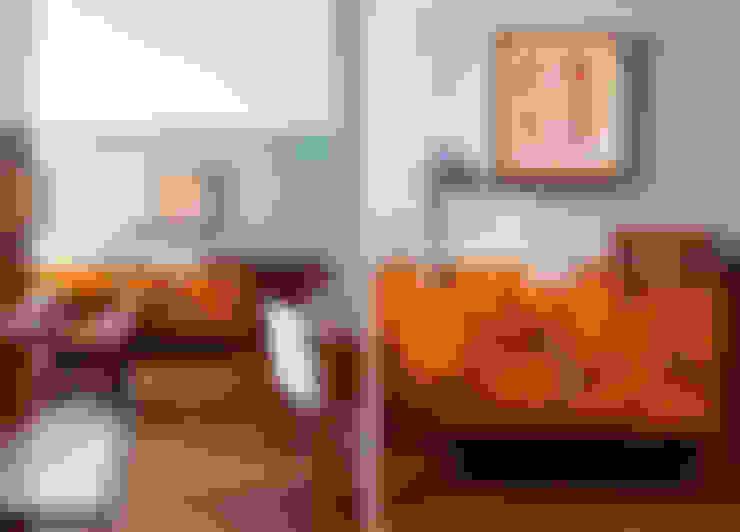 Sala: Salas de estar  por INÁ Arquitetura