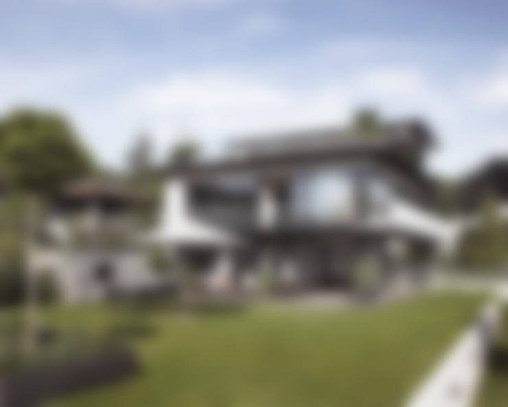 Многоквартирные дома в . Автор – homify
