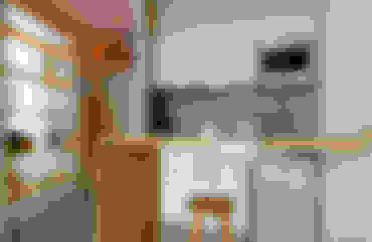 Dapur by Studio Transparente