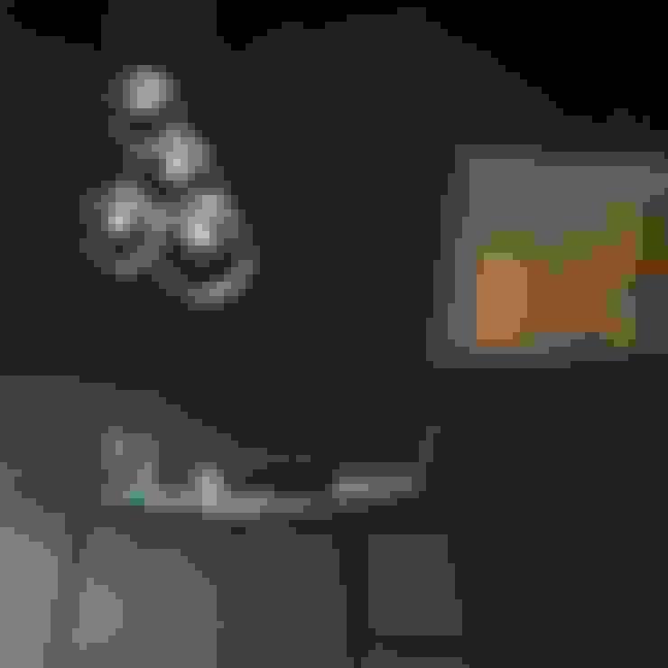 ห้องนั่งเล่น by Licht-Design Skapetze GmbH & Co. KG