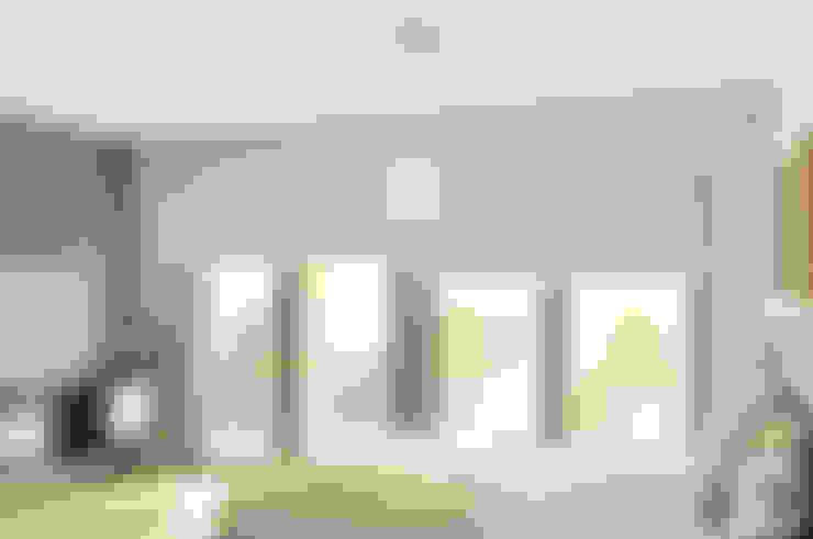 Dormitorio Principal: Dormitorios de estilo  por Casa Meva Estudio
