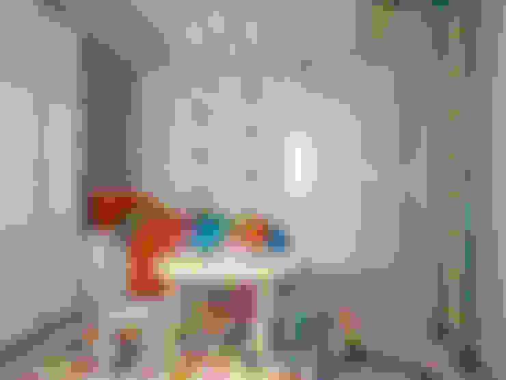 Projekty,  Pokój dziecięcy zaprojektowane przez Юлия Максимук
