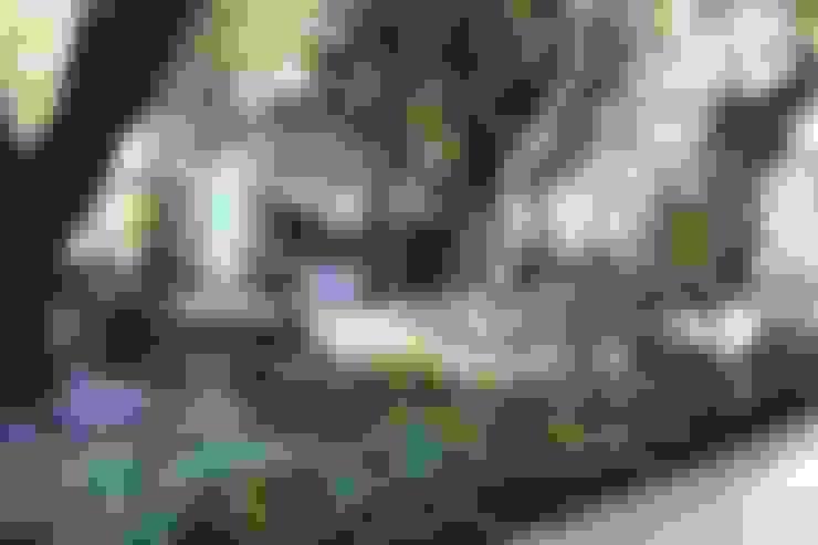 Casa Cor Rio 2011: Jardins  por Emmilia Cardoso Designers Associados