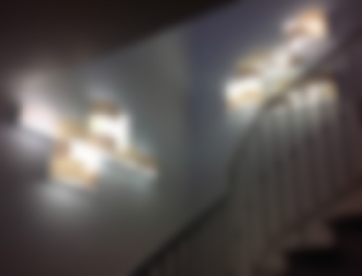 Corredores e halls de entrada  por LIGHT4