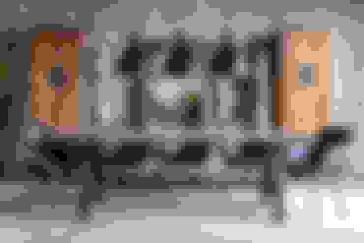 Столовая комната в . Автор – homify