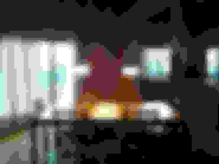Comedor: Comedores de estilo  por Azcona Vega Arquitectos