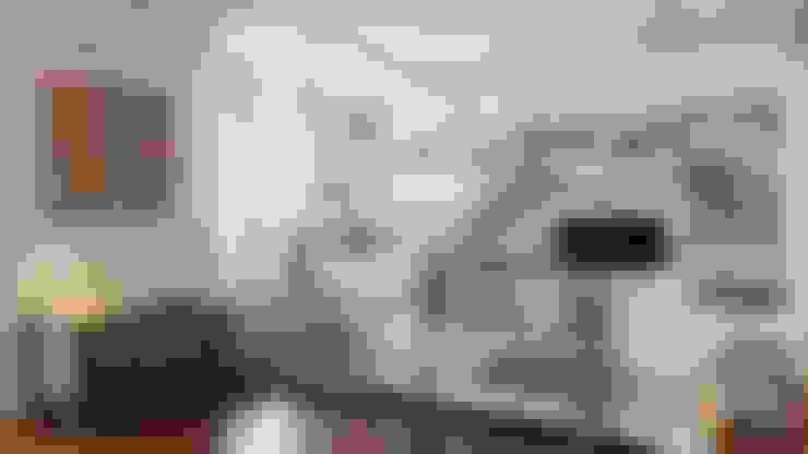 غرفة المعيشة تنفيذ Archifacturing