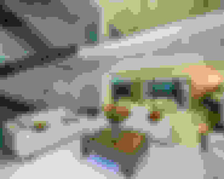 Гостиная в . Автор – Chaney Architects