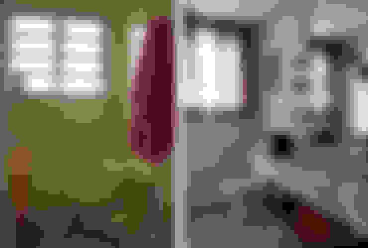 MBDesign Arquitetura & Interiores:  tarz Banyo
