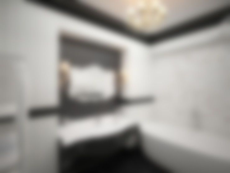 "Ванная для Ксении design by ""Vitta-group"": Ванные комнаты в . Автор – VITTA-GROUP"