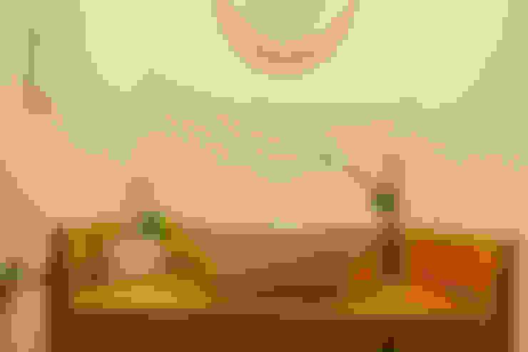 Bagno in stile  di estudio mam3 arquitectos