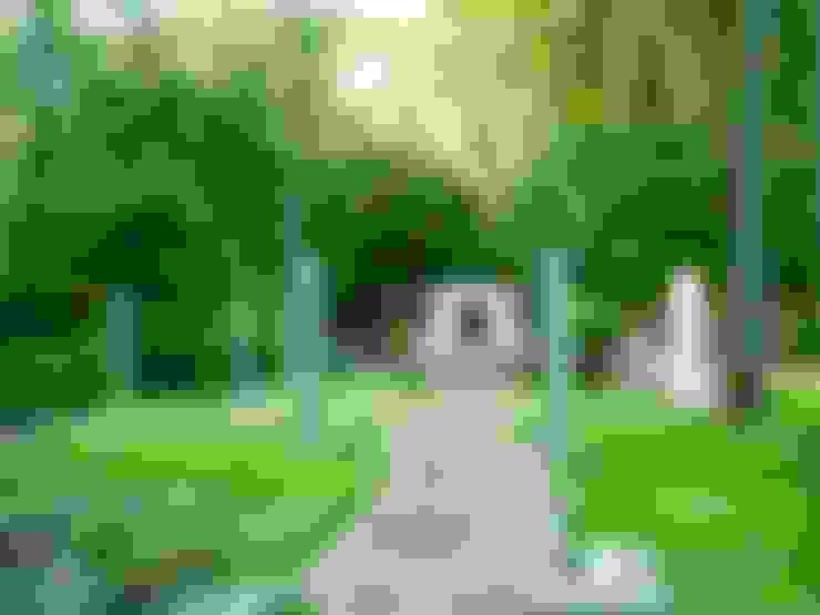 Nature in the Garden:  tarz Bahçe