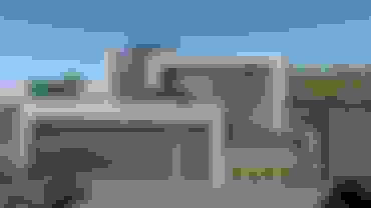 Projekty,  Domy zaprojektowane przez CouturierStudio