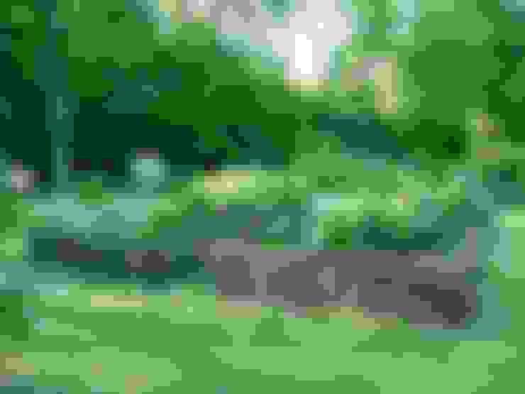 Jardines de estilo  por Nature in the Garden