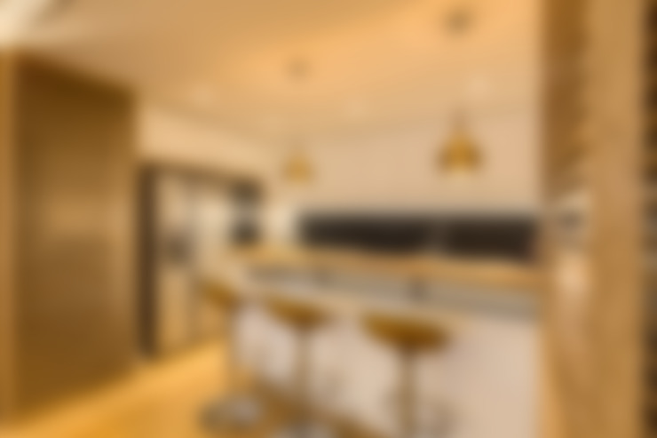 CAMILLUCCIA: Cucina in stile  di MOB ARCHITECTS