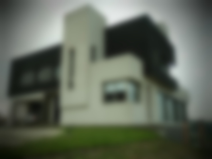 Vivienda Country Lomalinda: Casas de estilo  por D&D Arquitectura