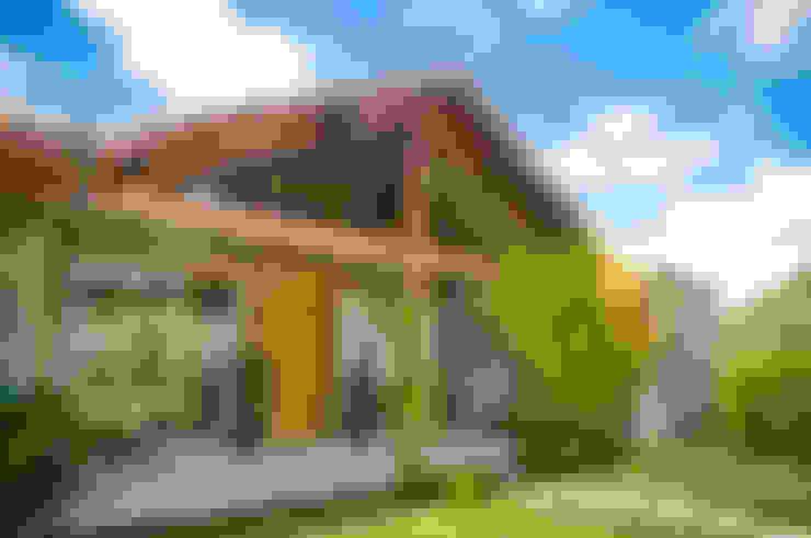 Terrazas de estilo  por Carlos Eduardo de Lacerda Arquitetura e Planejamento